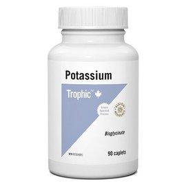 Trophic Potassium 99mg 90 caplets