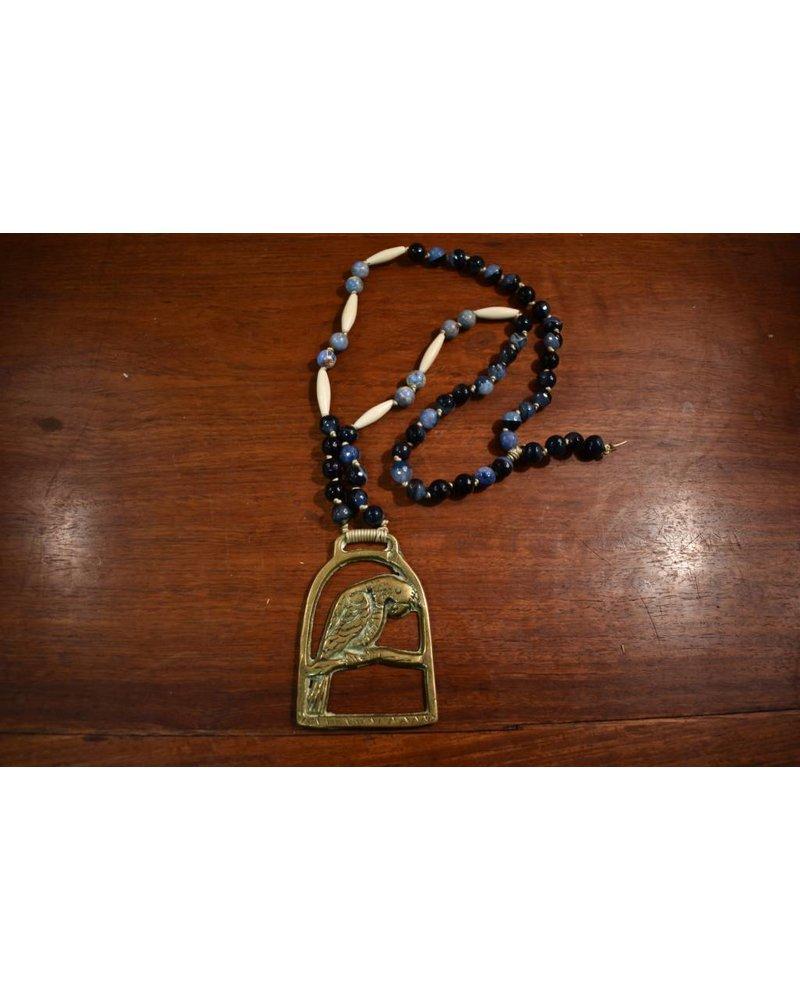HB 1103 Necklace (Parakeet)