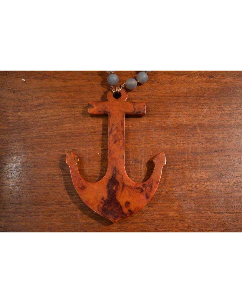 FO 1153 Necklace (Anchor) ...