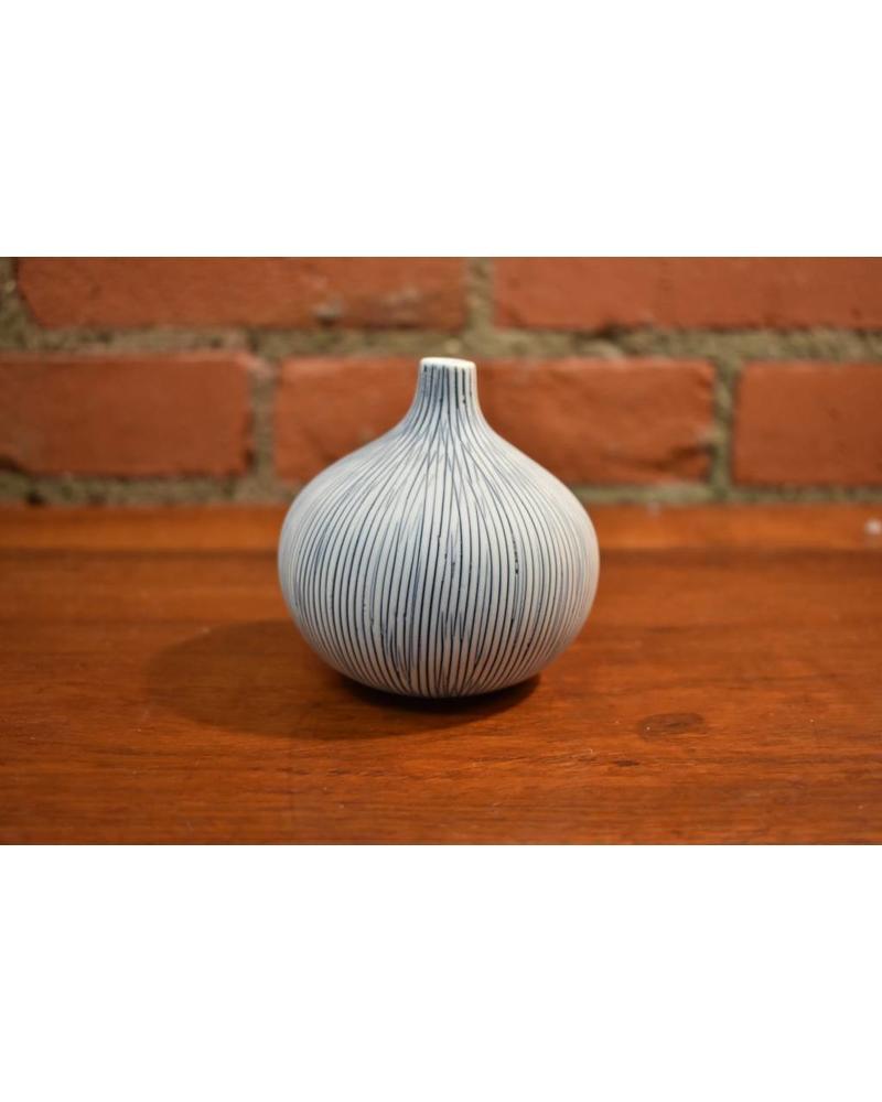 Congo Tiny Large Vase (Blue)
