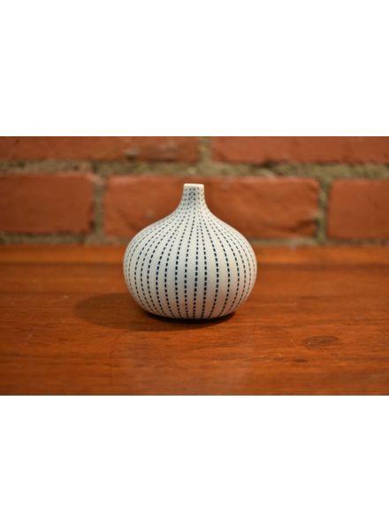 Congo Tiny Small Vase (White)