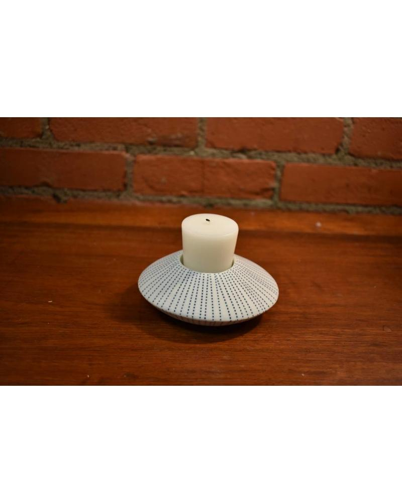 Sea Shell Tea Light Candle Holder