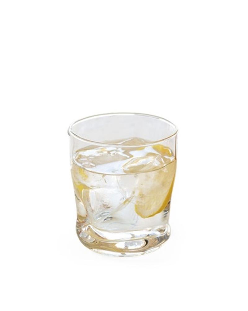 miya HINERI 10 OZ. GLASS CUP