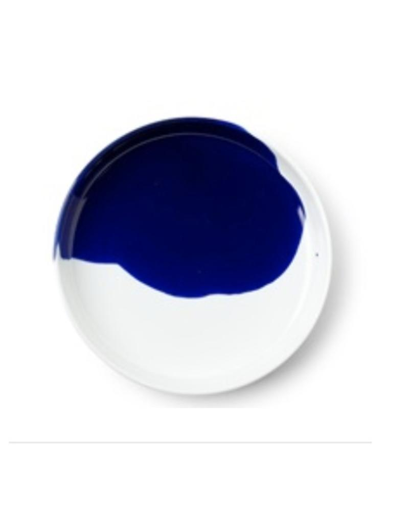 "miya BLUE SPLASH 6.25"" PLATE"