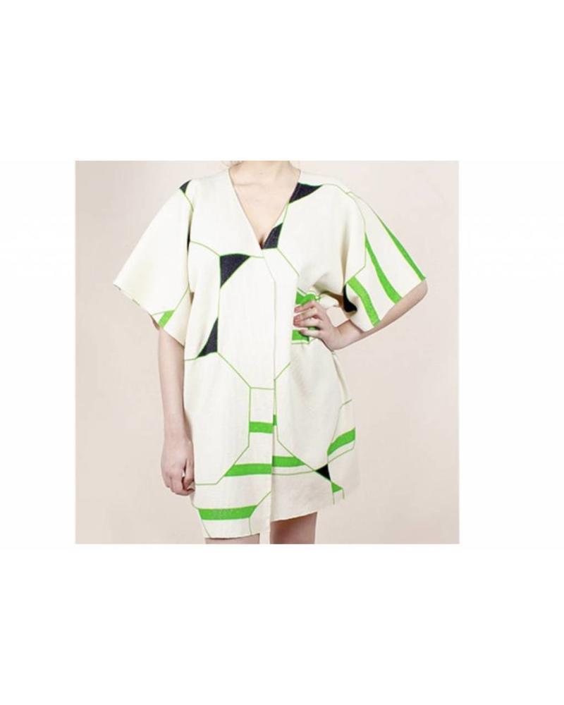 SOLAIRE Neon Robe