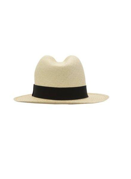 Panama Hat (Black)