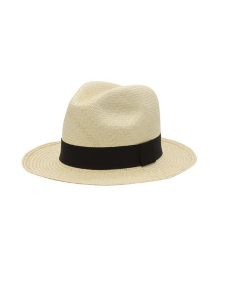 Panama Hat extra Black