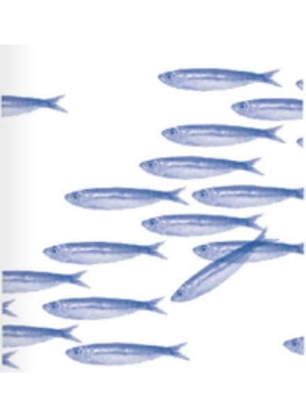 Sardines Paper Dinner Napkin (40cm)