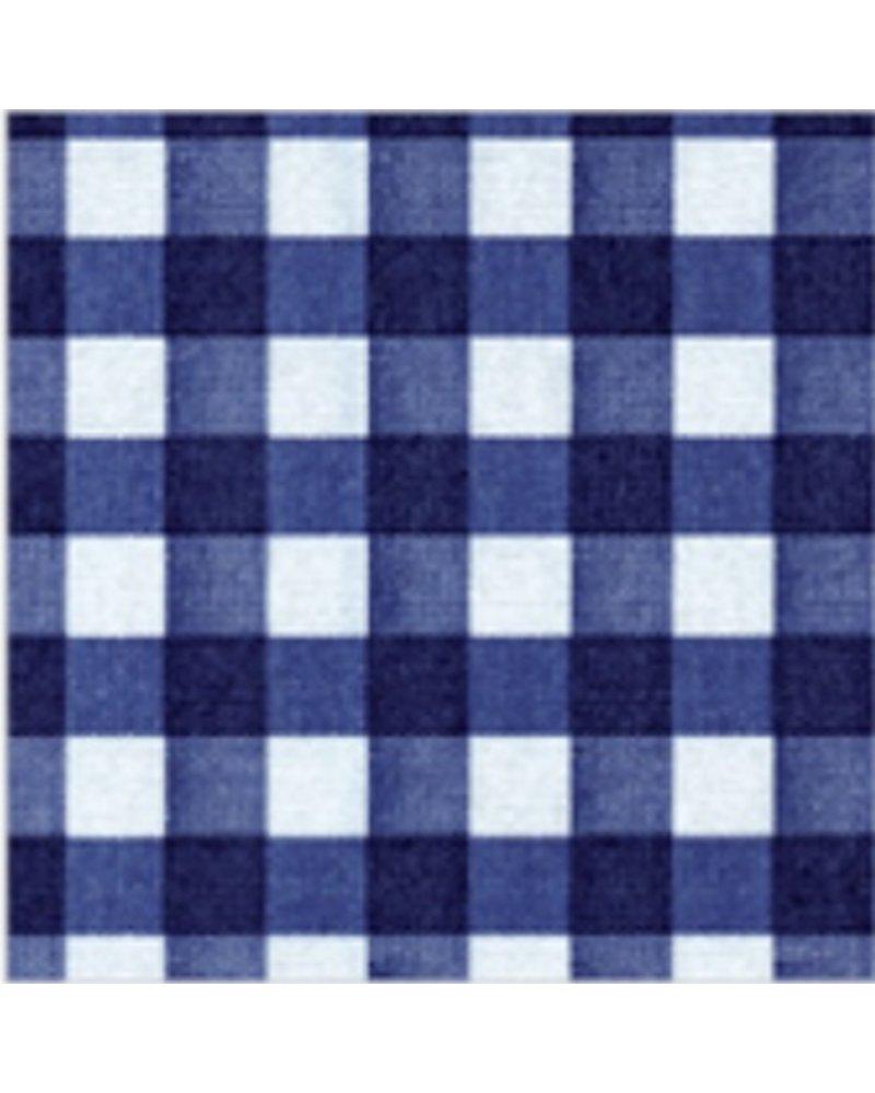 Bistro Blue Paper Napkin 25cm