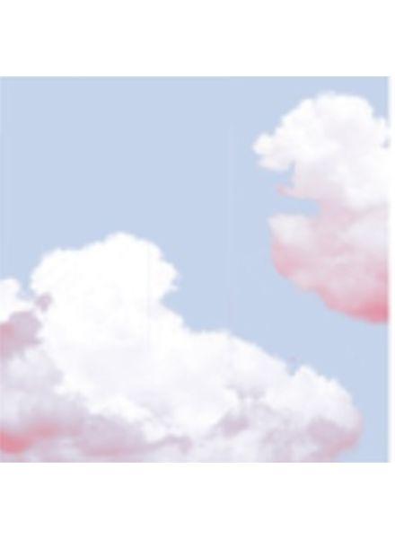 Clouds Cocktail Napkin (25cm)