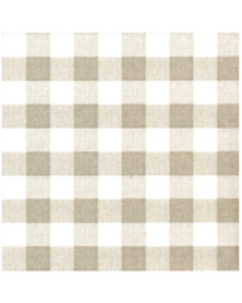 Bistro Beige Paper Napkin 25cm