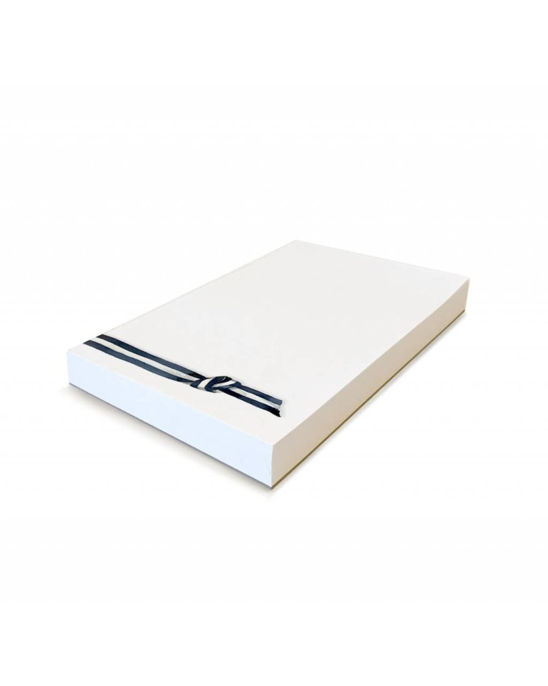 Knotty Notepad