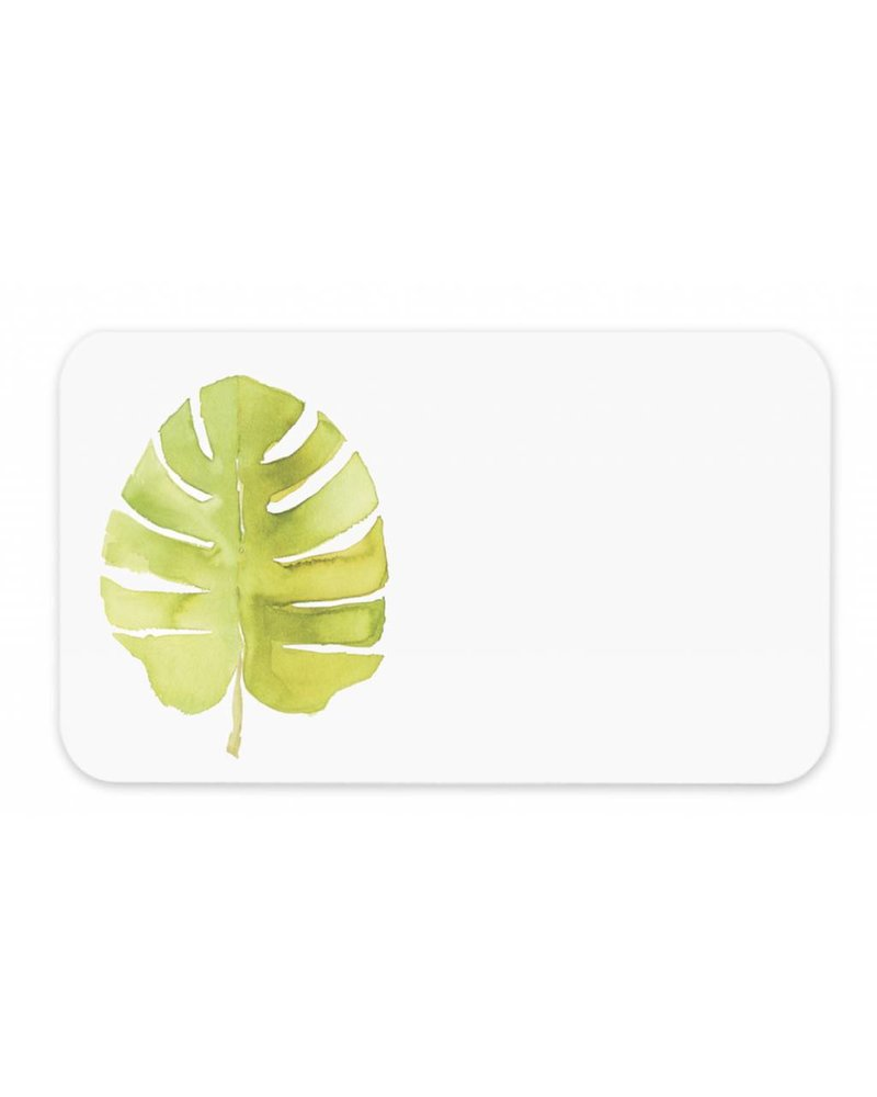 Tropical Leaf Little Notes