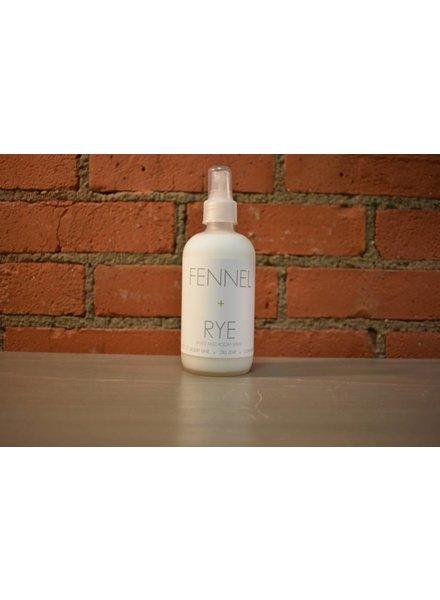 Fennel & Rye Room Spray