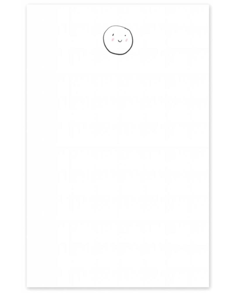 Smiley Notepad