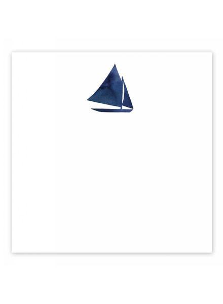 Sailboat Notepad