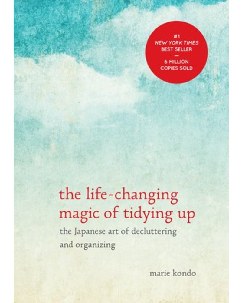 Life-Changing Magic Tidying Up
