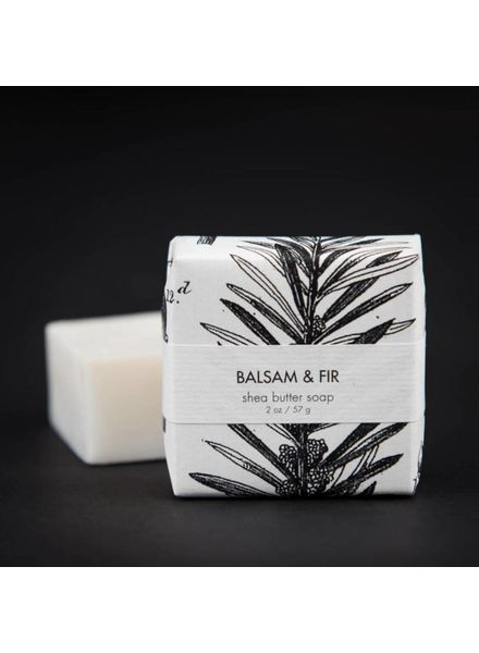Balsam and Fir Soap (2 oz)