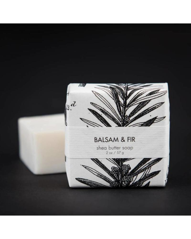 Balsam and Fir (2 oz)