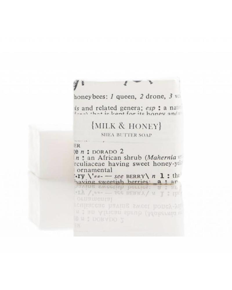 Milk and Honey Soap (2 oz)