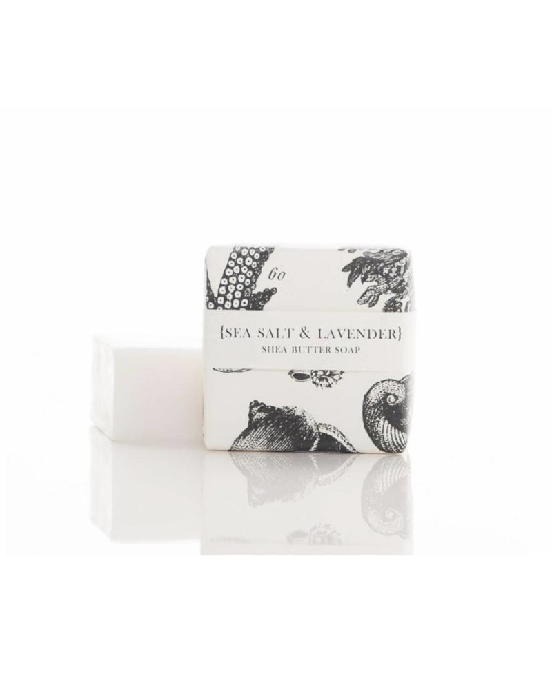 Sea Salt and Lavender (2 oz)