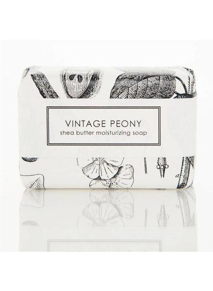 Vintage Peony Soap (6 oz)