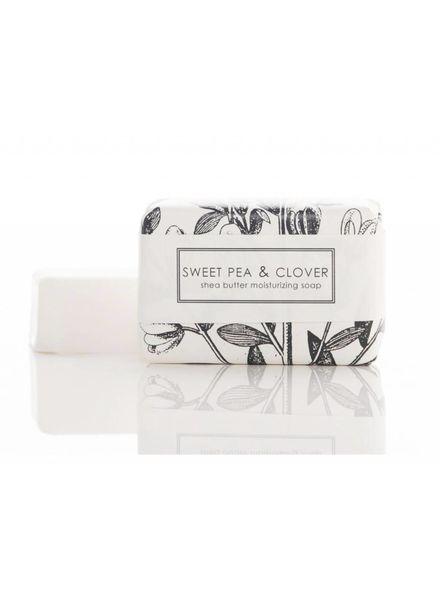 Sweet Pea Soap (6 oz)