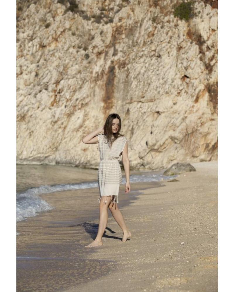 Sand dress L/XL