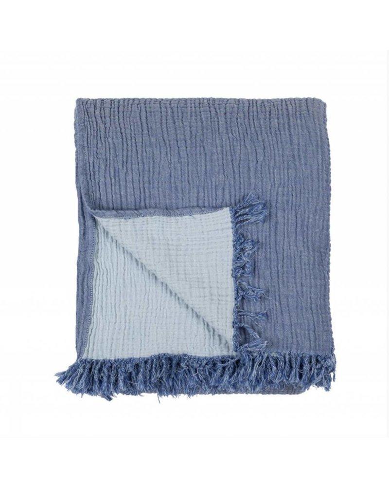 Cocoon bed cover (Indigo)