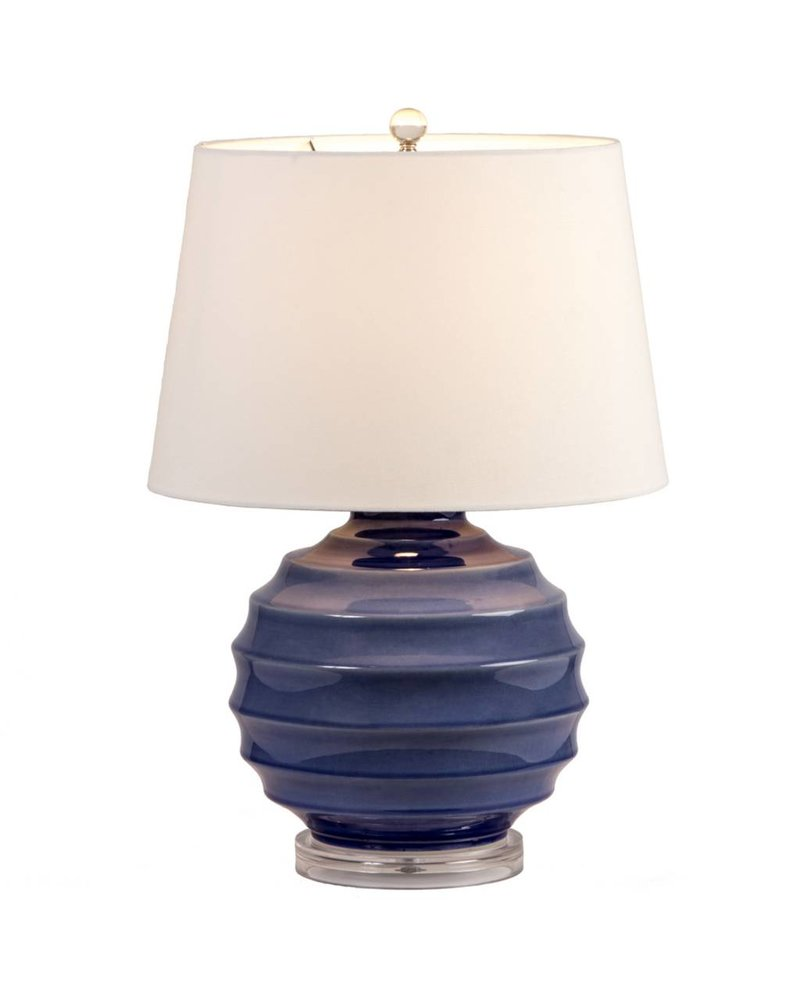 Lucy Blue Lamp