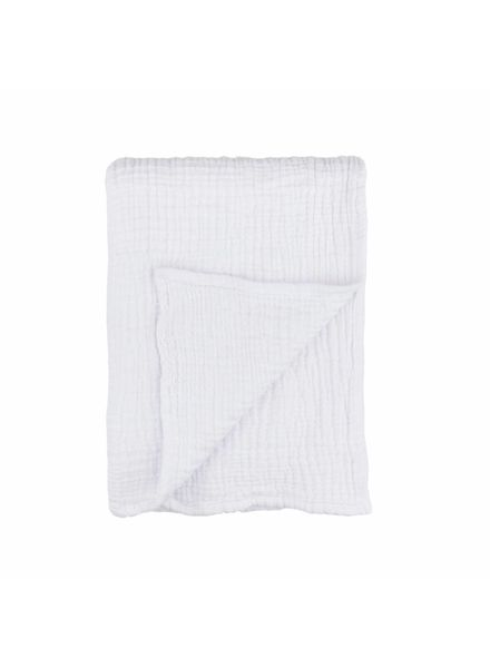 Cocoon Baby Blanket (White)