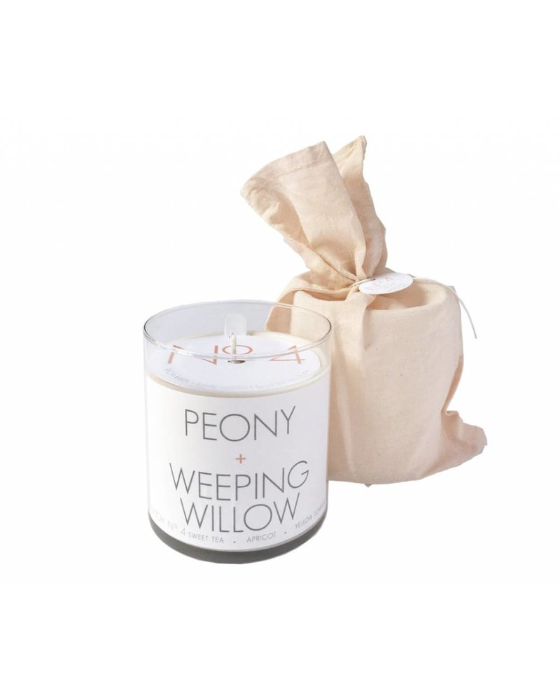 RICA Peony and Weeping Willow Candle (22 oz)