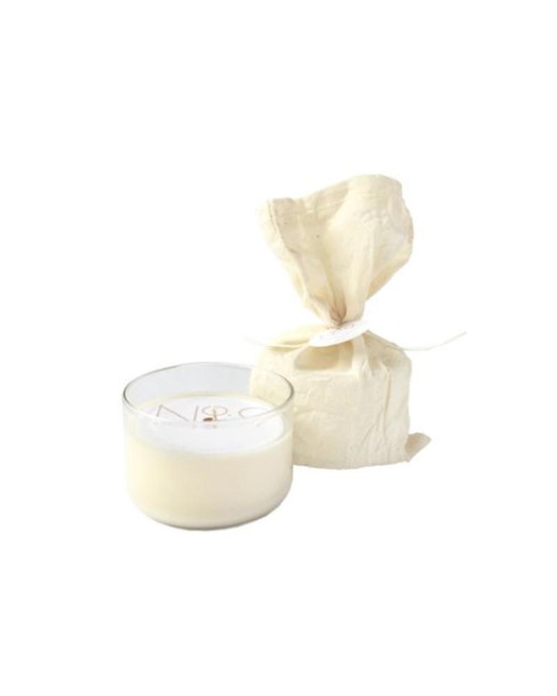 Coconut and Turbinad Candle (5.25 oz)