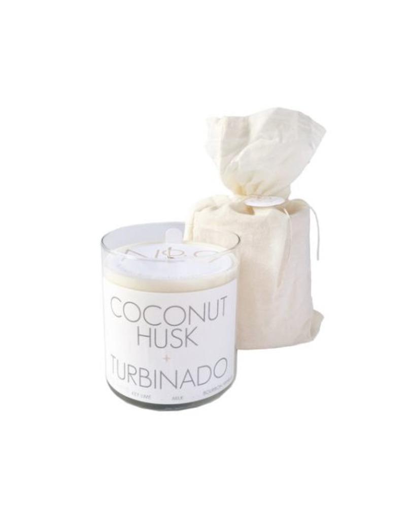 RICA Coconut and Turbinad Candle (22 oz)