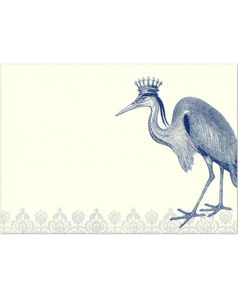 Royal Heron A7 Notes (10 pack)