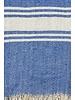 Poncho: Istanbul V Neck Poncho (Blue)