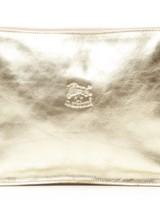 Calf Beauty Case (Platino)