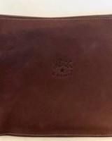 Cowhide Beauty Case (Seppia V)