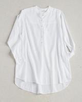 Bijal Stripe Cotton Top
