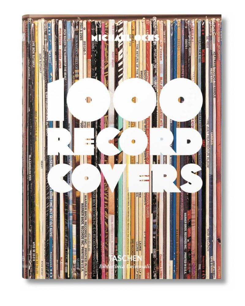 1000 Record Covers : Jacket Madness Album art from the 1960s to the 90s
