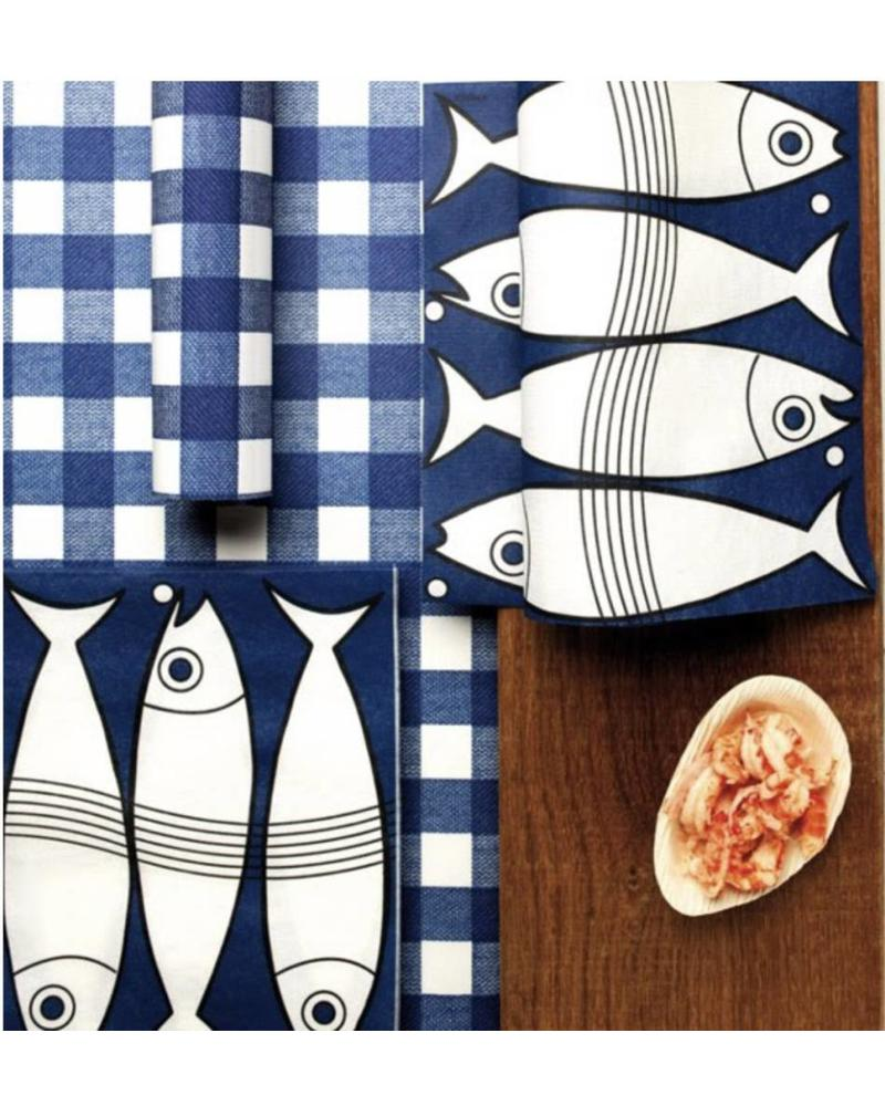 Fish Paper Napkin