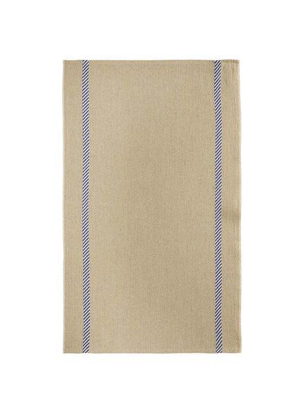 Chantier Tea Towel, White/Blue