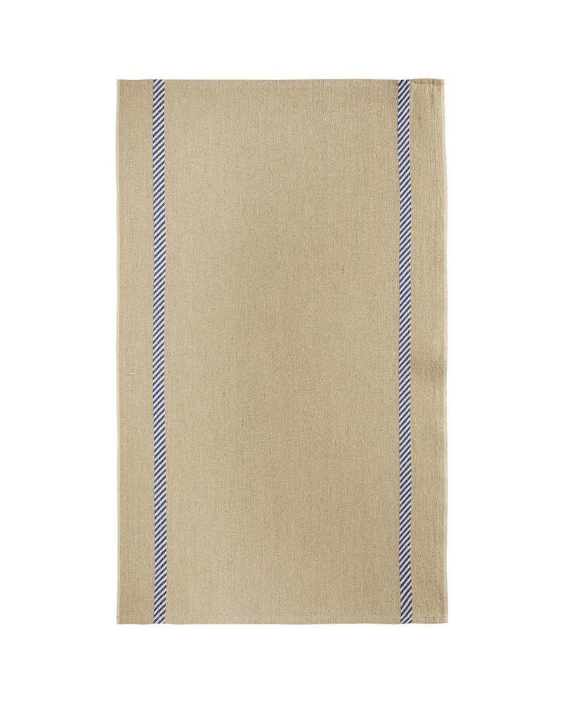 Tea Towel Chantier White/Blue