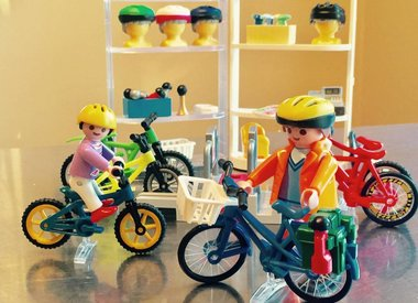 Want to work in a bike shop?