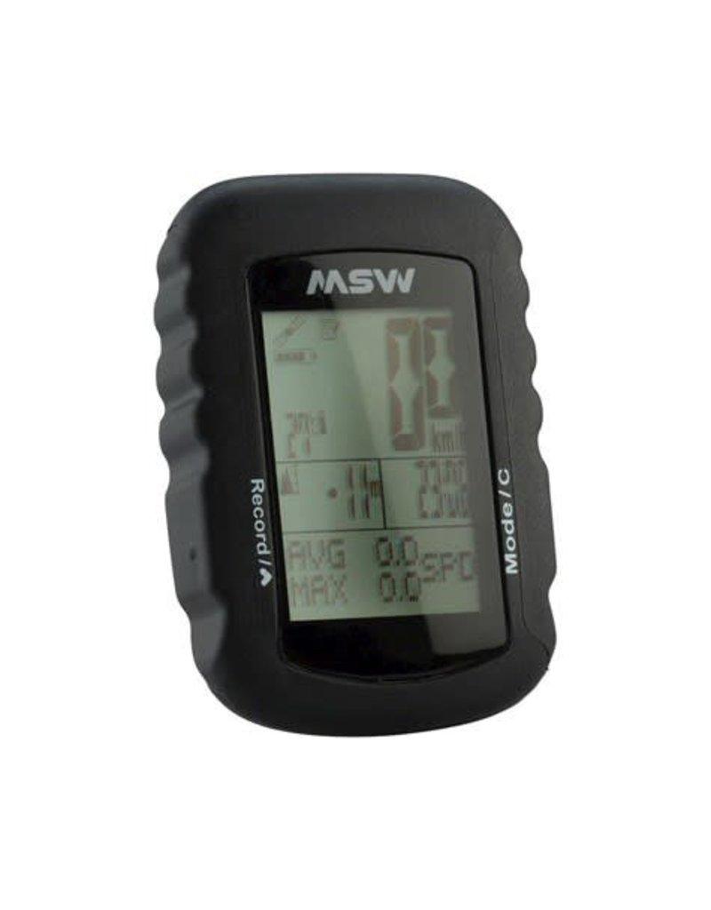 MSW GPS-322 Miniac GPS Computer