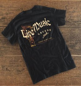 Gruene Hall Where Music Lives Tee