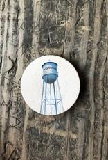 Gruene Water Tower Coaster