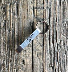 Gruene Hall Bottle Opener Key Ring