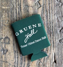 Gruene Hall Beer Koozie