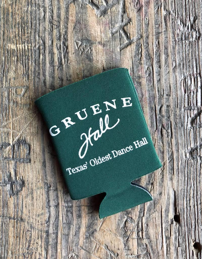 Gruene Hall Beer Koozie